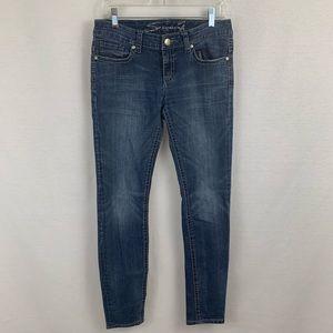 Seven7 Jeans, skinny, some stretch, size 29